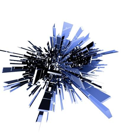 3D abstract background design Stok Fotoğraf - 15241121