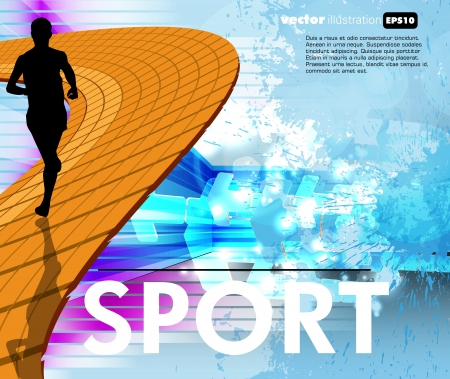 competitive sport: Sport illustration