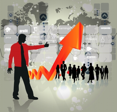 Business concept Stock Photo - 15785996