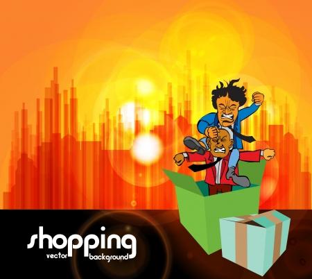 shoppingbag: Shopping people