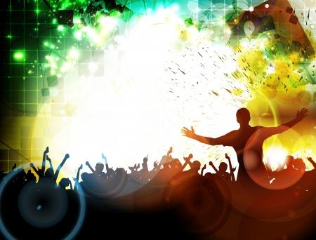 baile hip hop: Personas bailando