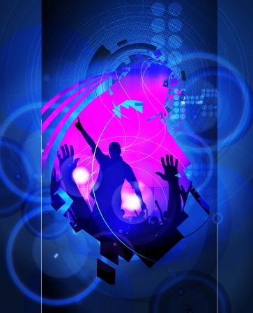 Clubbing Stock Photo - 16379050