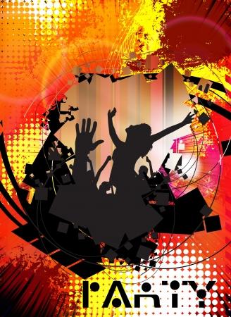 Concert. Stock Vector - 17529951