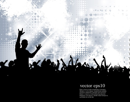 Concert. Vector Vector