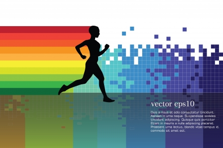 competitions: Deporte ilustraci�n vectorial Vectores