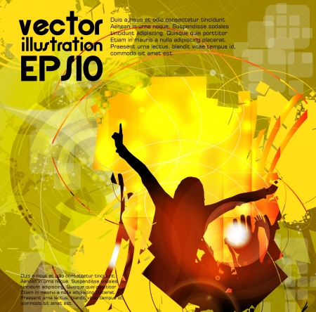 Party vector illustration  Vector