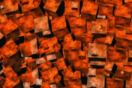 3D abstract background design  photo