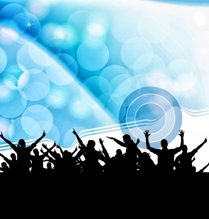 gente bailando: Gente bailando