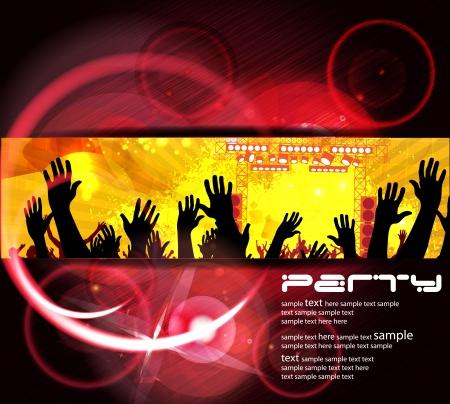 flyer musique: Danse de jeunes