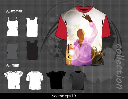 t-shirt design  Vector Vector