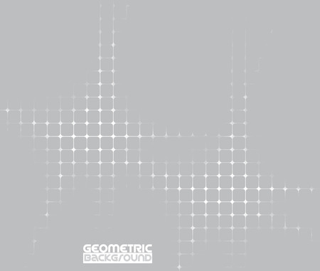 flare up: Technology lines with light vector background Illustration