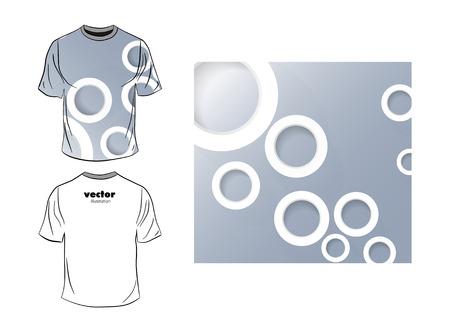 T-shirt  Vector  Vector