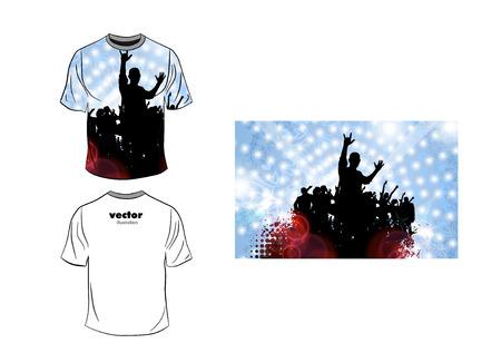 raglan: T-shirt  Vector