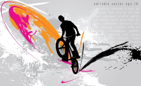 Sport illustration,