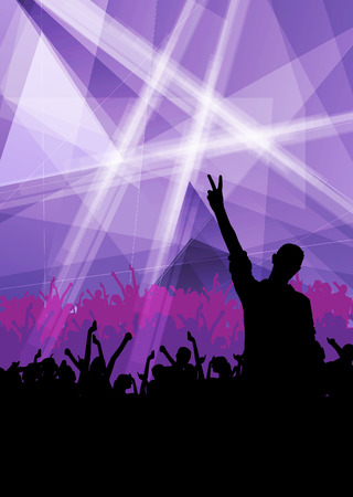 discoteque: Discoteque background. Vector
