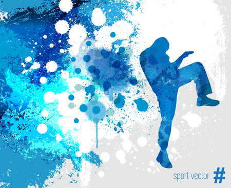 kyokushin: Karate Illustration