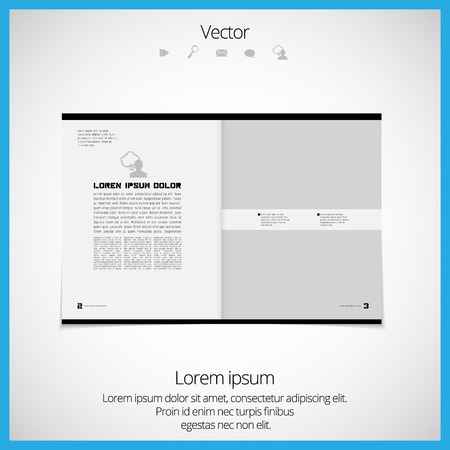 lay-out: Lay-out tijdschrift