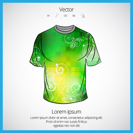 transparent dress: Mans t-shirt design