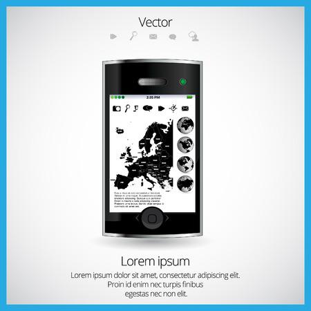 explotion: Phone application