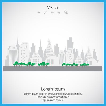 創造的な都市の景観