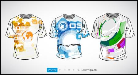 tshirt template: Tshirt template