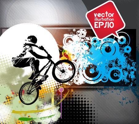 extremal: Sport illustration