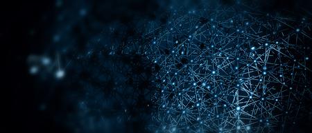 grafik: Technologie-Hintergrund
