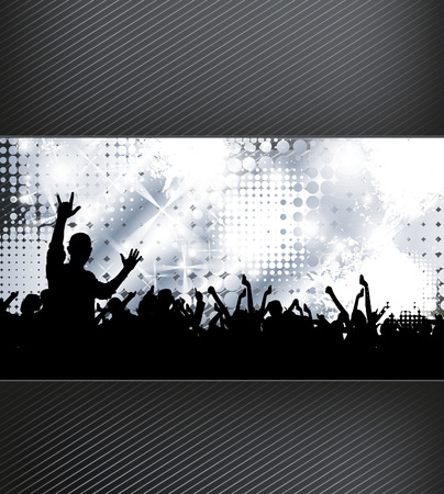 music event: Music event background