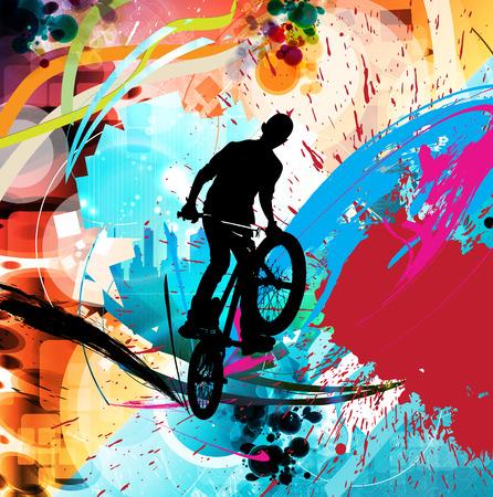 mtb: BMX rider