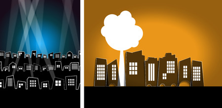 urban landscape: Creative urban landscape