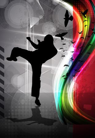 karate: Sport Karate