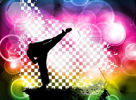 individual sports: Sport Karate