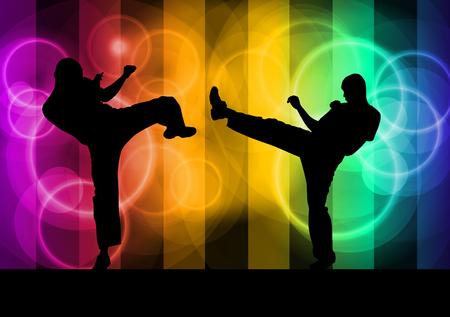 taekwondo: Sport Karate