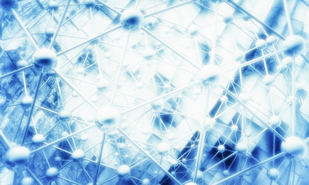 futuristic: abstract technology background