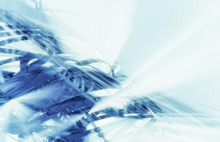 3d: 3D futuristic background
