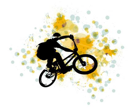 rider: BMX rider
