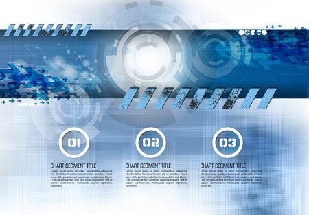 technology background: Background technology  vector