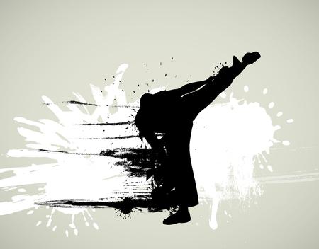 martial art: martial art