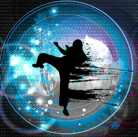 kyokushin: martial art
