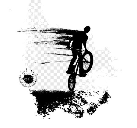 extremal: Sport vector illustration Illustration