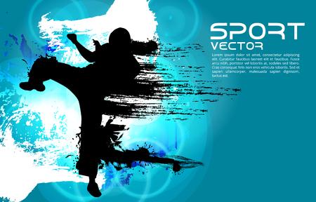 kyokushin: Vector of karate
