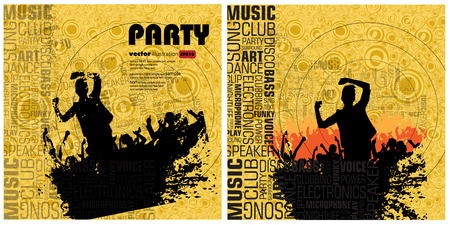party background: party background