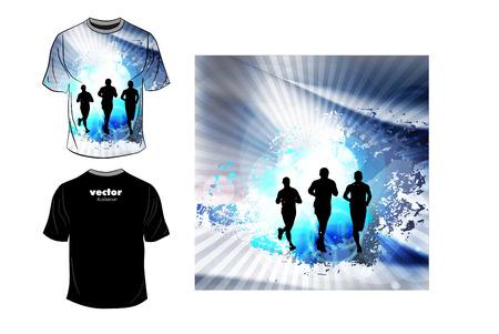 mans: Mans t-shirt design