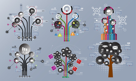 illustration of infographic