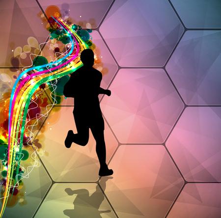 yogi: marathon runner