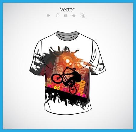clothe: t-shirt template