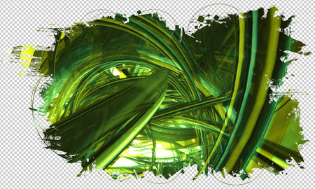 fantasia: abstract technology background