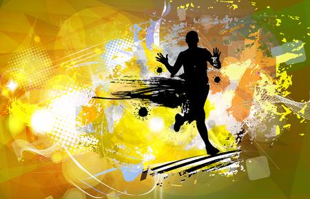 yogi: A marathon runner