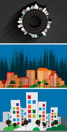 The City illustration.