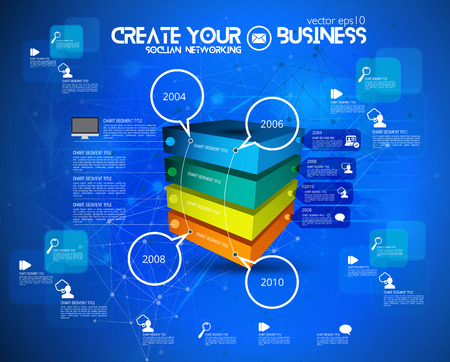 business: Infographic concept